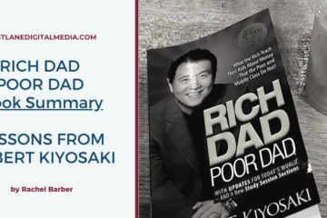 Rich Dad Poor Dad Book Summary by fast lane digital